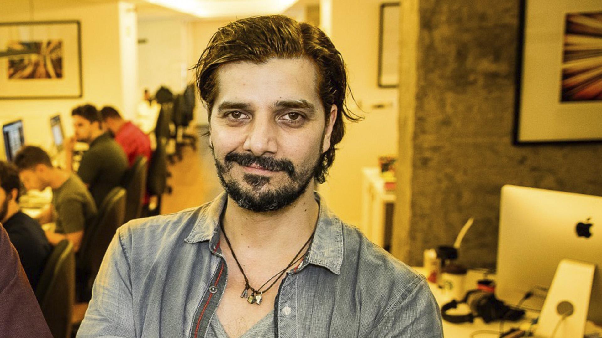 Cheo González – Diretor de Criação da Fermento