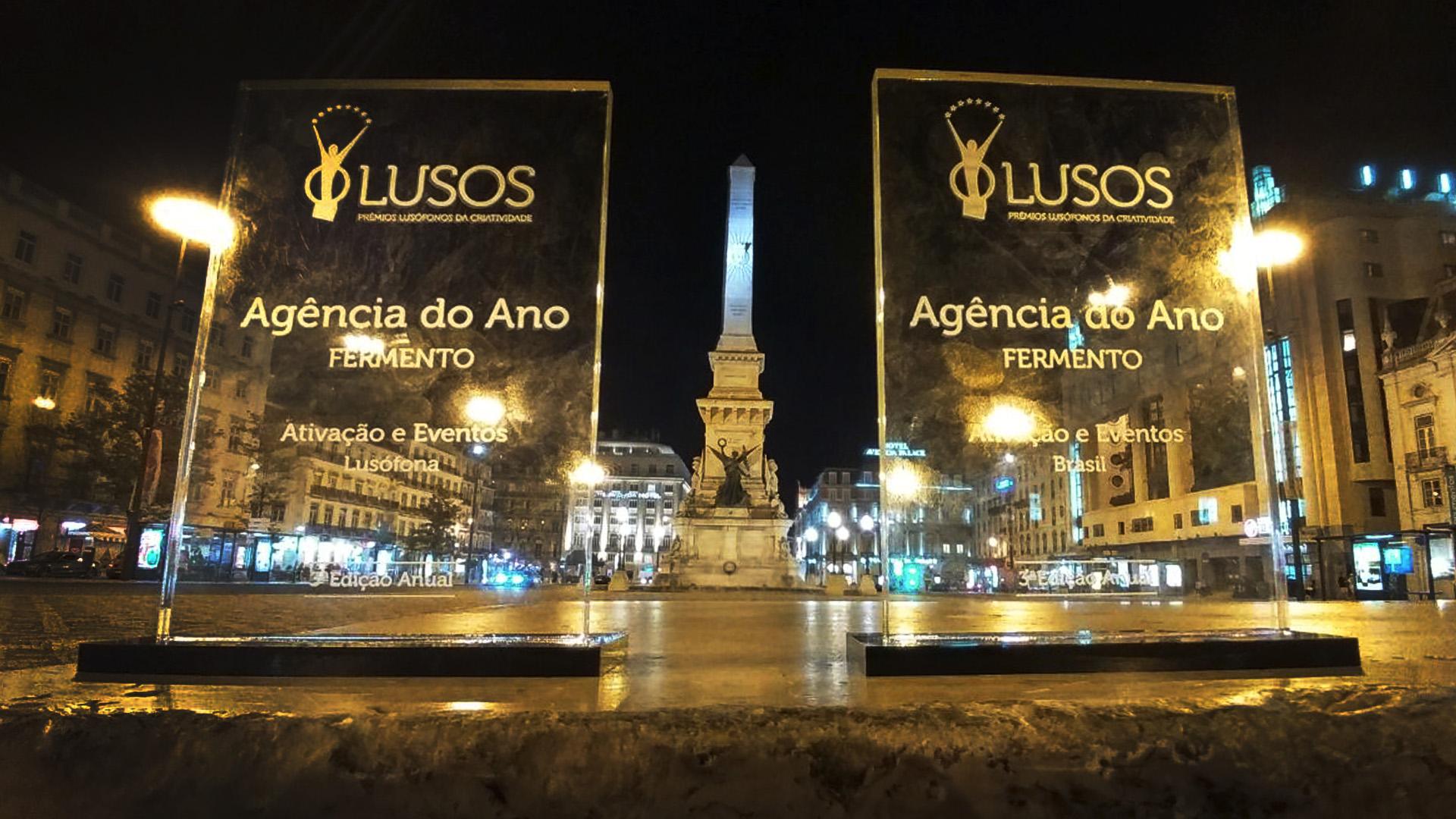 Fermento conquista Prêmio Lusófonos da Criatividade